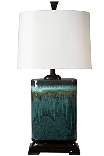 Collective Design 720354121458 Table Lamp, Blue