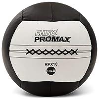 Champion Sports Rhino Promax Slam Balls, Soft Shell with Non-Slip Grip - Medicine...
