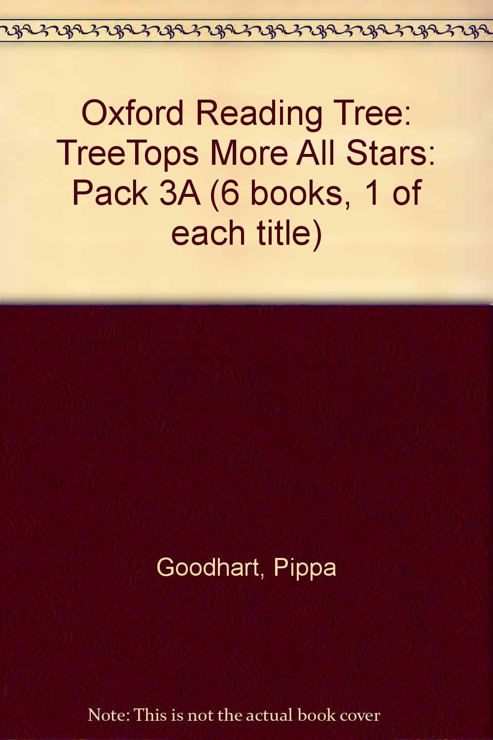 Oxford Reading Tree: TreeTops More All Stars: Pack 3A (6 books, 1 of each title) ebook