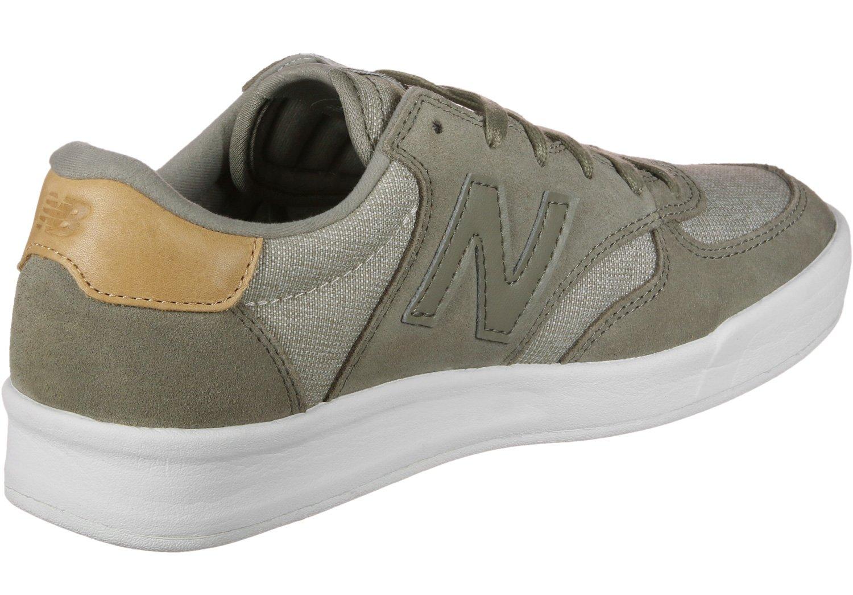 New Balance Women's 300v1 Sneaker B0751TQ1P7 5.5 B(M) US|Beige