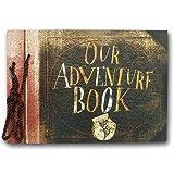 Our Adventure Book Travel Scrapbook Photo Album