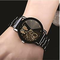 Skyloft Analog Black Dial Women's Watch-J49