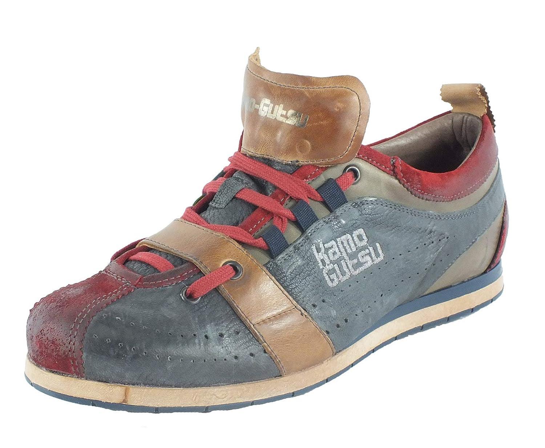 Kamo-Gutsu Cuoio Herren Sneaker Sangur Tinta Cuoio Kamo-Gutsu 01a6ed