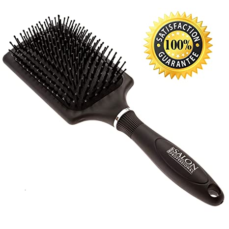 Remo cepillo paleta de peluquería cepillos para secar, alisar y planchar. Calidad para mediana