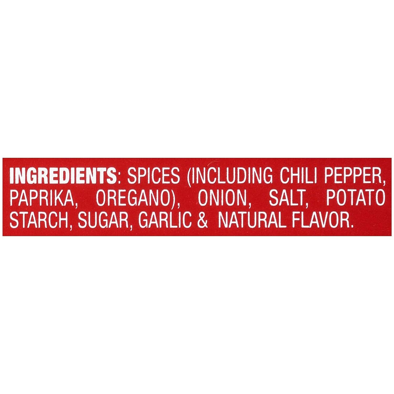 Amazon Com Mccormick Original Taco Seasoning Mix 1 Ounce Pack Of 12 Grocery Gourmet Food