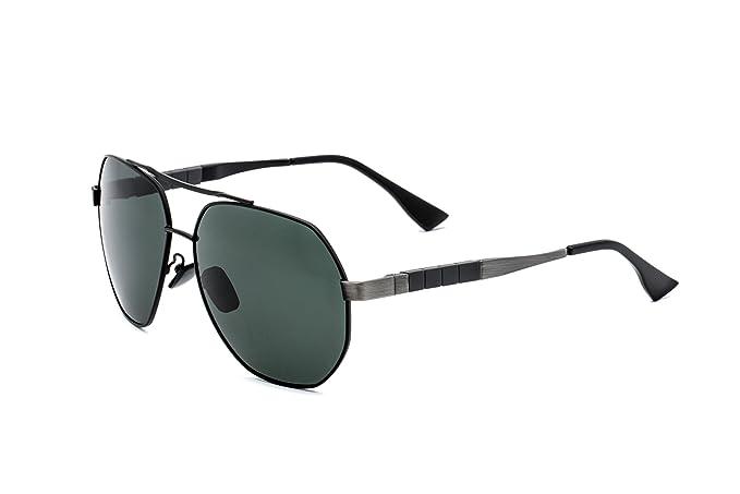 16 opinioni per CHB UV400 Protezione Occhiali Da Sole Da Uomo Polarizzato Classico Vintage