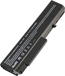 Futurebatt Laptop Battery for HP ProBook 6440b 6445b 6450b 6540b 6545b 6550b 6555b EliteBook 6930p 8440p 8440w Compaq Business Notebook 6500b 6530b 6535b 6700b 6730b 6735b