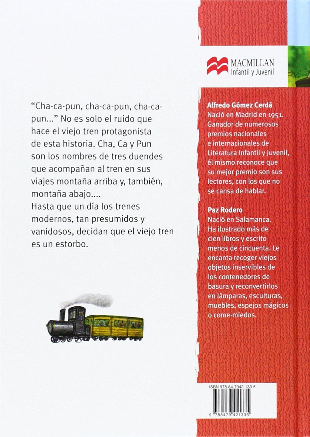 Cha Ca Pun Librosaurio Amazon Co Uk Alfredo Gomez Cerda Paz  # Muebles Rodero Salamanca