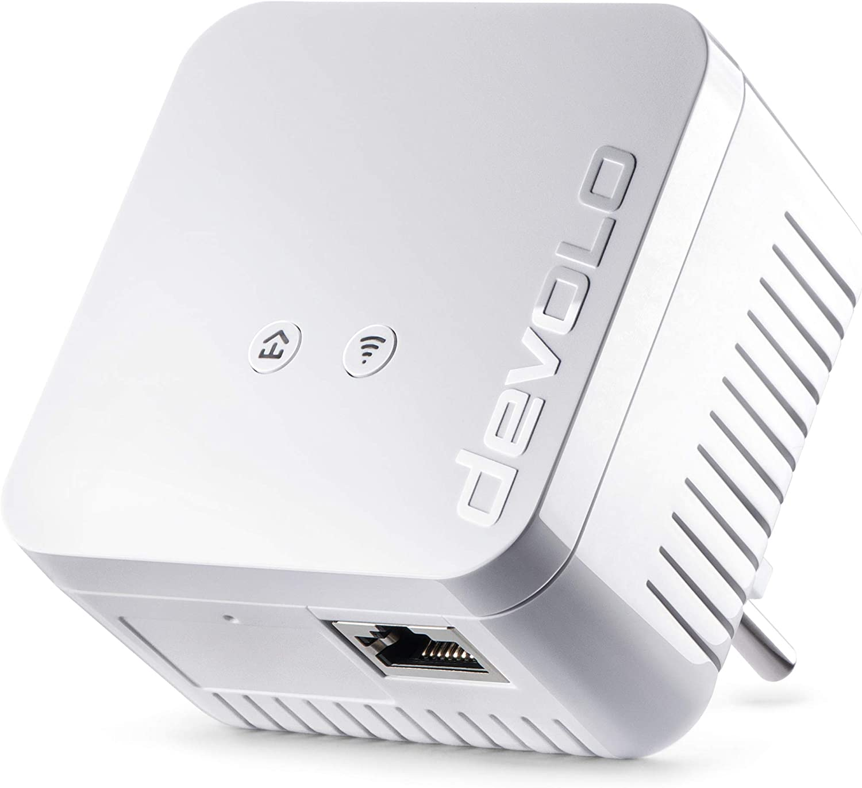 devolo dLAN 550 WiFi CPL (Connexion Internet 500 Mbit/s via la Prise...