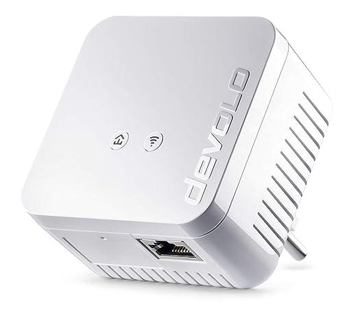 Devolo Dlan 550 Wifi Powerline Weiss Amazon De Computer Zubehor