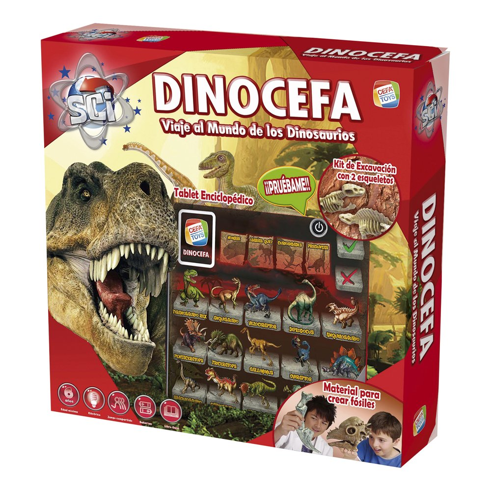 Cefa Toys – Educational Science Game (21752)