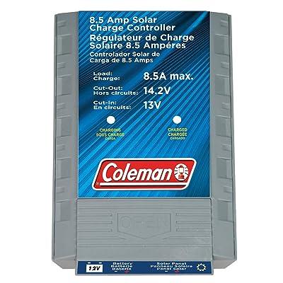 Coleman 51814 Solar Charge Controller: Automotive