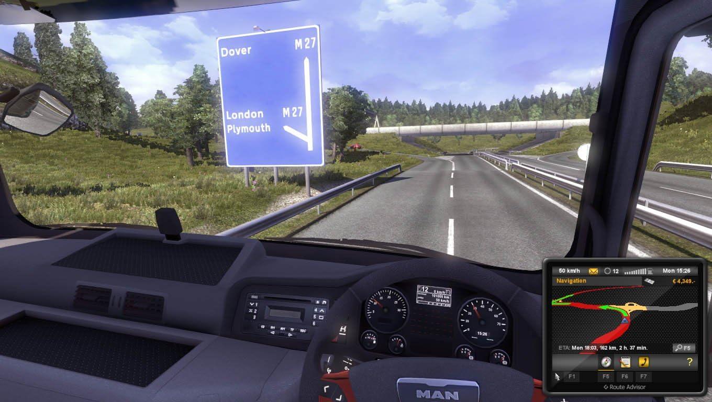 Amazon com: Euro Truck Simulator 2 Gold [Download]: Video Games