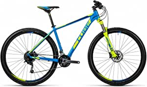 Cube Analog 29R TWEN tyniner Mountain Bike 2016, color - blue´n ...