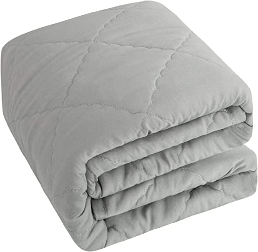 100/% Microfiber Nursery Toddler Cot Duvet /& Cot Pillow Set Warm Quilt 4.5 Tog