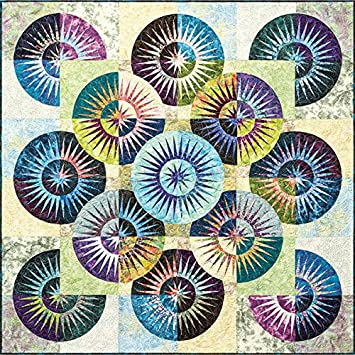 Amazon Solar Flares Quilting Pattern By Judy Niemeyer Quilting