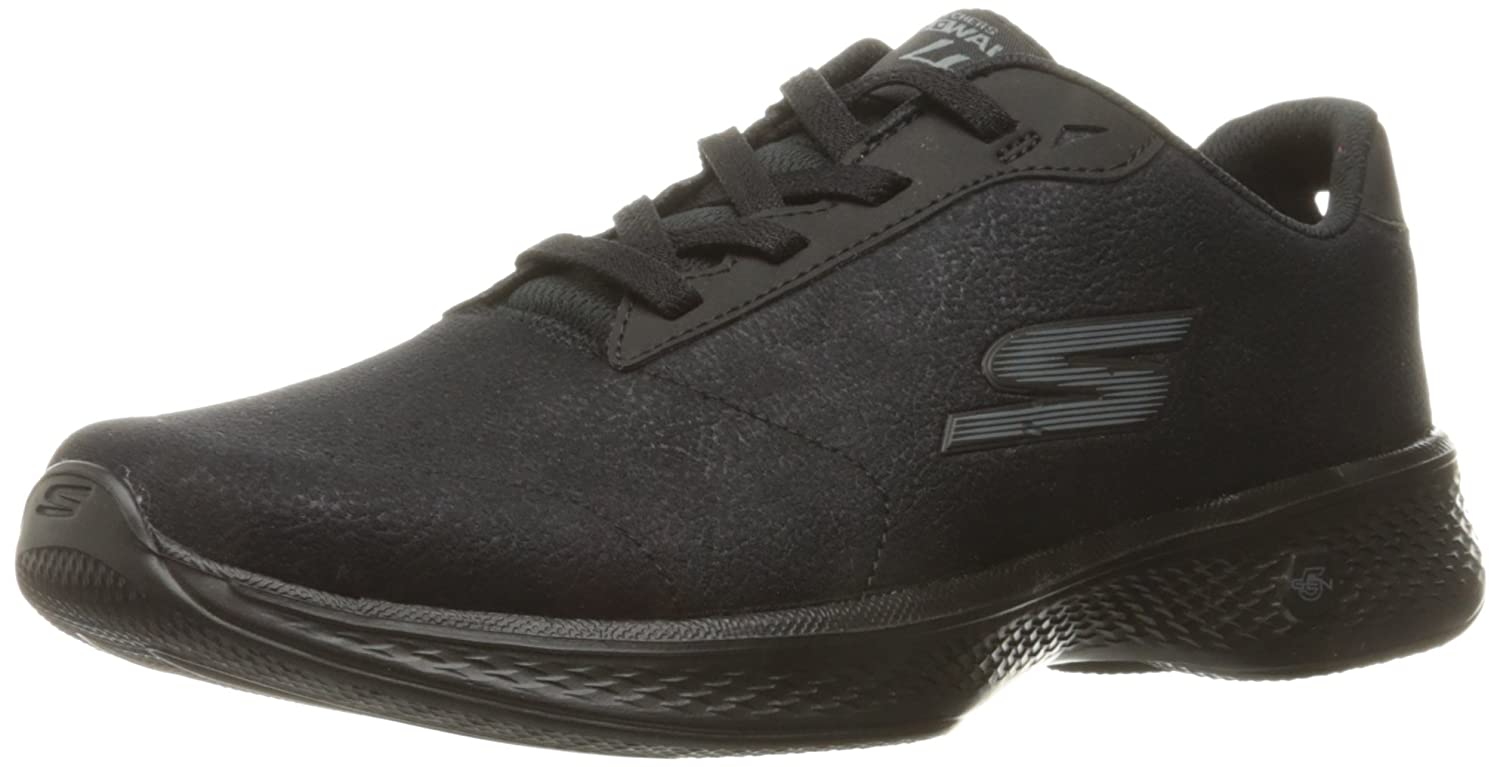 new products 65665 8e771 Skechers Damen Go Walk 4-Premier Sneakers, Schwarz 35.5 EU Schwarz (Bbk) -  comicberlin.de