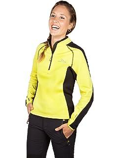 Grifone Musala - Camiseta para Mujer, Color Amarillo