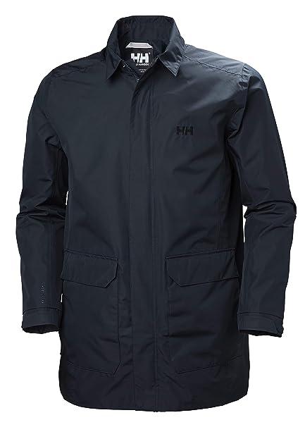 Helly Hansen Dubliner Coat, Abrigo para Hombre, (Azul Navy 597), XX