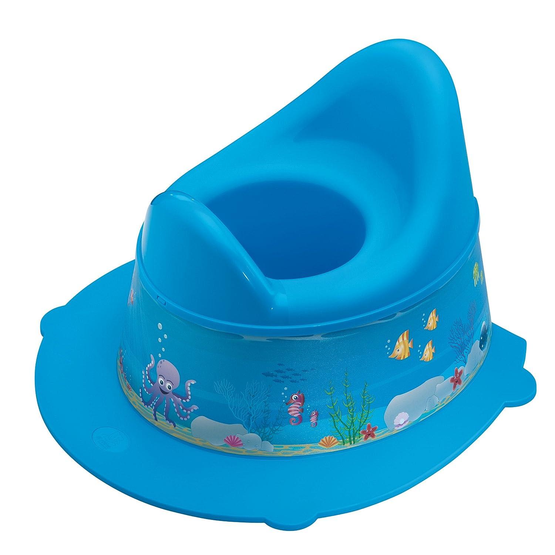Rotho 20213012576 STyLE - Orinal infantil con diseño marino 20213 0125 76
