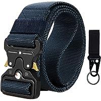 FUPALA Cinturón Táctico Militar Correa de Cintura de Hombres, Cinturones Molle de Seguridad de Nailon Entrenamiento…
