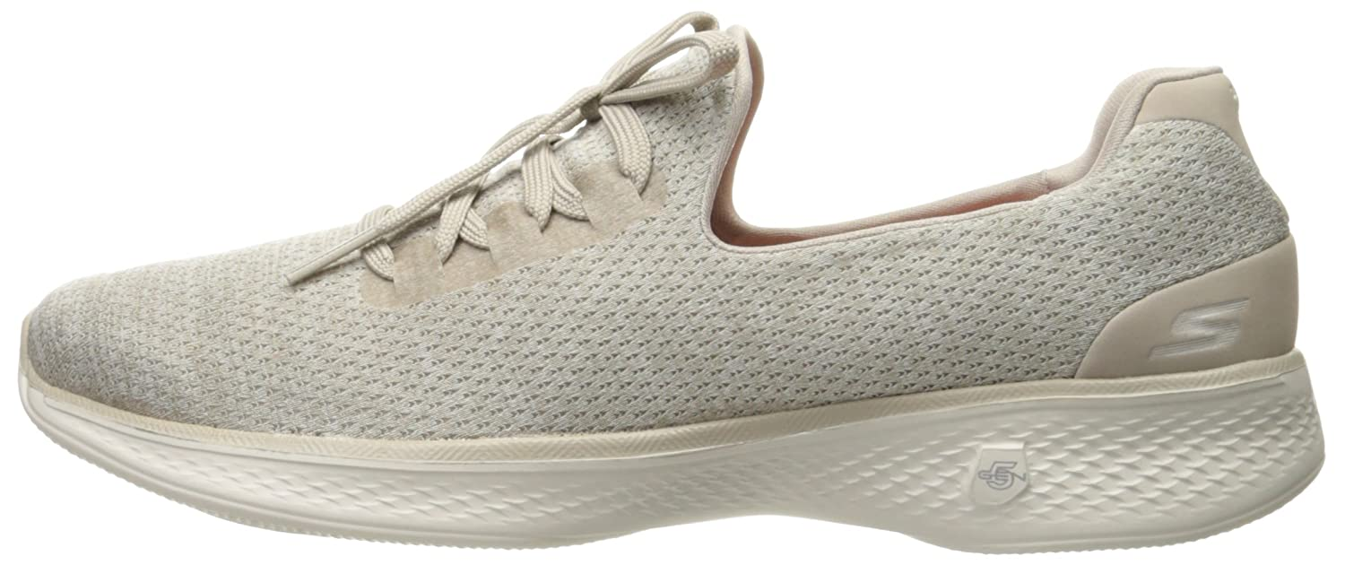 Skechers Performance Women's Go Day Walk 4 A.D.C. All Day Go Comfort Walking Shoe B01J2NYC0E 8 B(M) US|Taupe 898edf