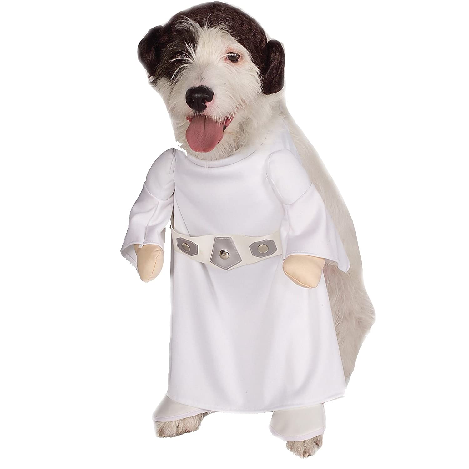Disfraz de Princesa Leia Pet - XL por RubieS Disfraz Co: Amazon ...