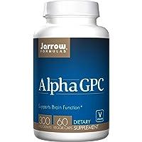 Jarrow Formulas Alpha GPC, Supports Brain Function, 300mg, 60 Veggie Caps