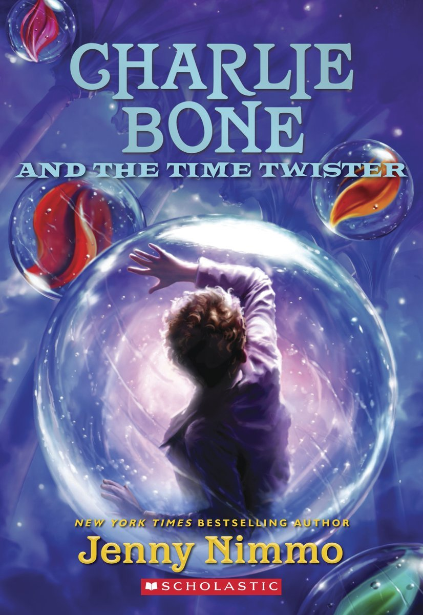 Charlie Bone and the Time Twister (Children Of The Red King) pdf epub