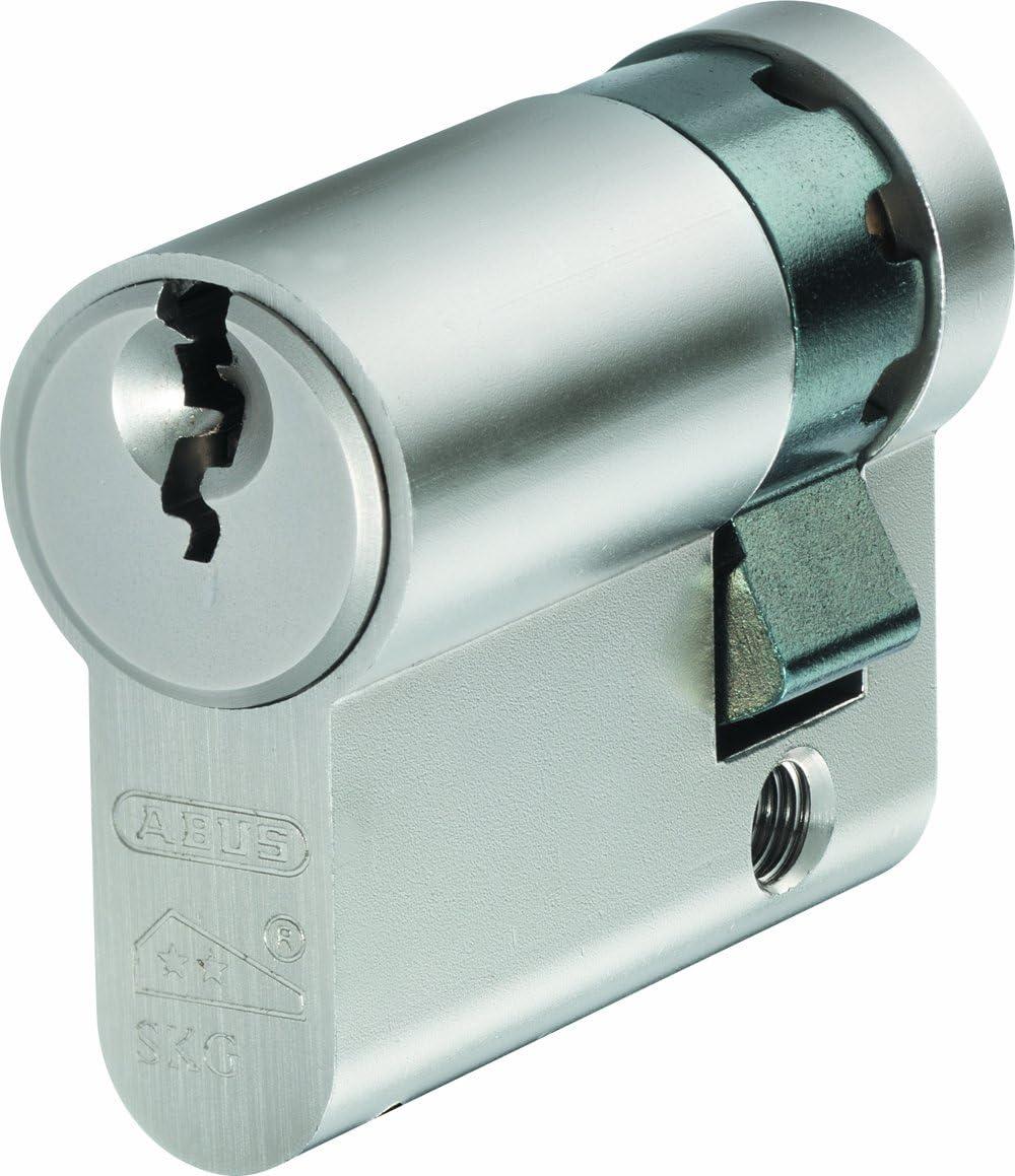 Import UK ABUS E60N1050 Demi-cylindre Profil europ/éen