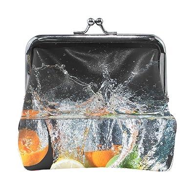 Amazon.com: Cartera con estampado de limón y limón para ...