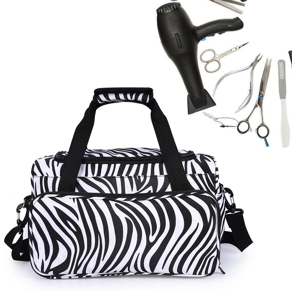 Amazon.com: Bolsa de herramientas para peluquería, bolsa de ...