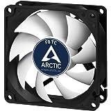 ARCTIC F8 TC - Ventilatore ad elevata prestazione da 80 mm con comando a temperatura - involucro standard - utilizzo versatile - estremamente silenzioso ed efficiente