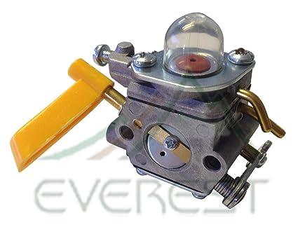 Amazon.com: fixrightpro marca para carburador para Homelite ...