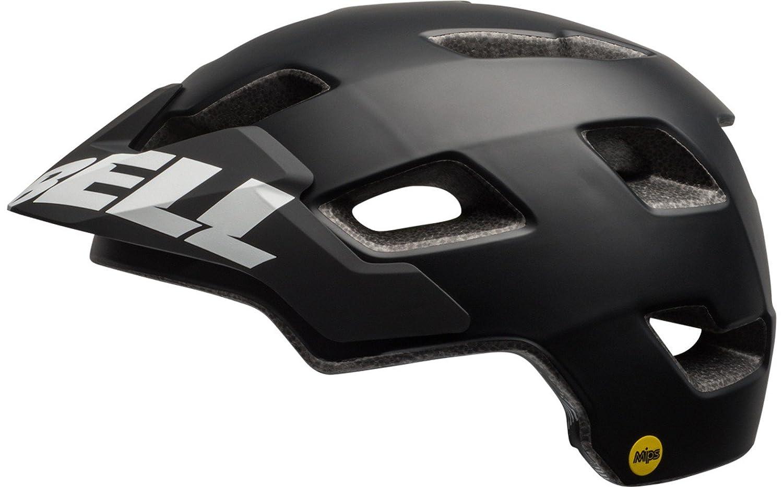 BELL Stoker MIPS Fahrradhelm - mat schwarz Weiß Obscure