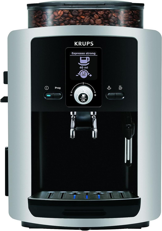 Krups Espresseria Automatic - Cafetera automática, capacidad de ...