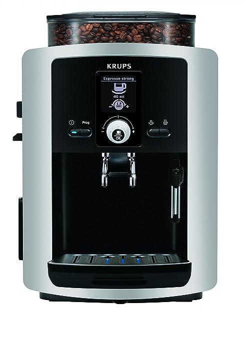 Krups Espresseria Automatic - Cafetera automática, capacidad ...