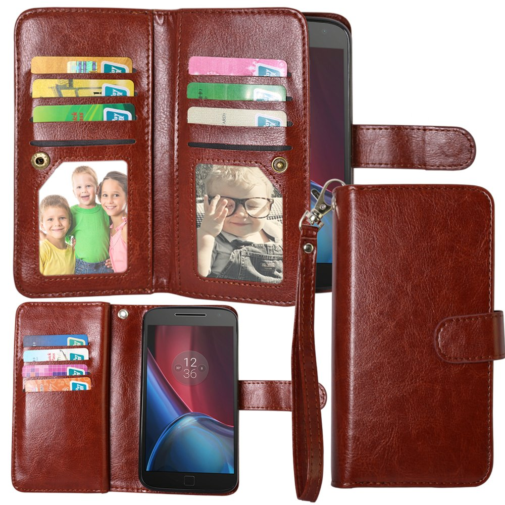 ZTE Grand X Max 2 Wallet Leather Flip Case
