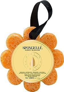 product image for Spongelle Wild Flower Buffer - Body Wash Infused Shower/Bath Sponge - Honey Blossom