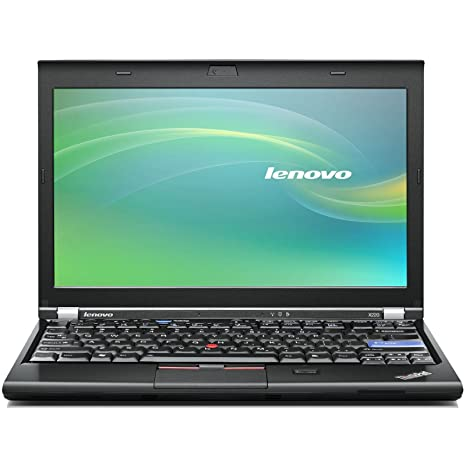 Lenovo ThinkPad X220 12,5 pulgadas Notebook (Core i5 2.5 GHz ...