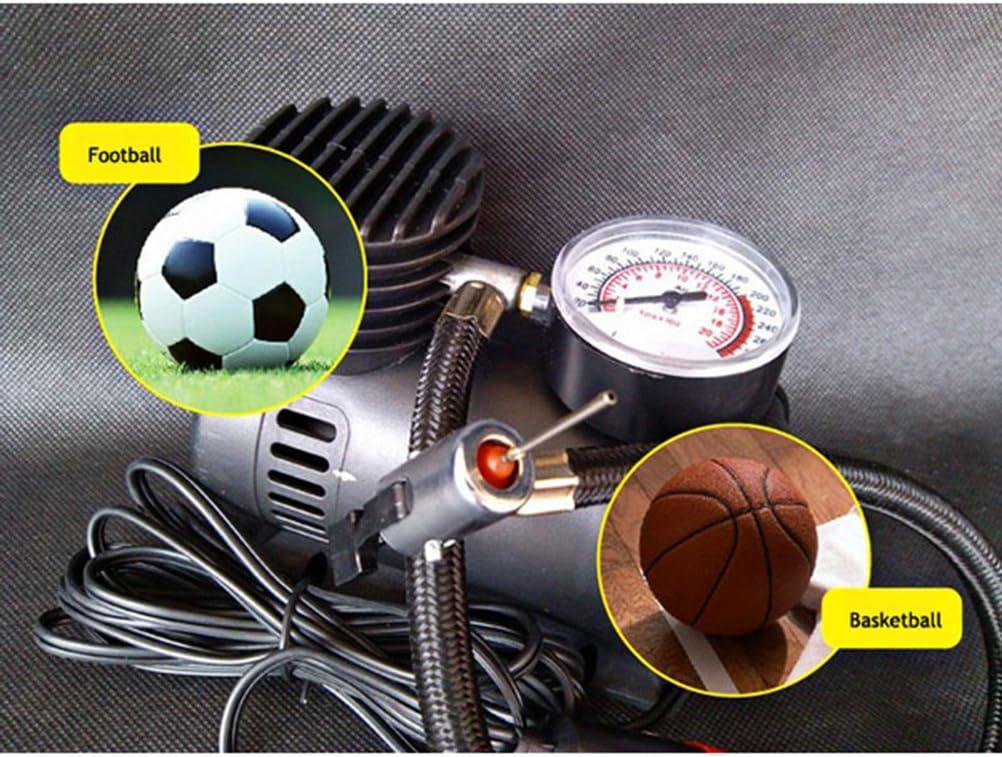por 300/PSI WINOMO 12/V DC port/átil inflador de neum/áticos digital Bomba de Compresor de aire