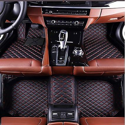Amazon Com Zkar Car Floor Mat Custom Fit Luxury Xpe Leather