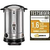 Rommelsbacher - 热饮自动,950 瓦,宝石 L 刷子钢 GA 1700