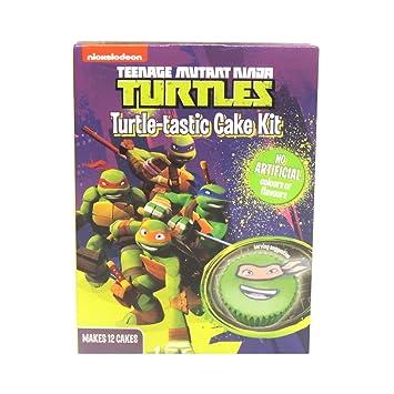Greens - Teenage Mutant Ninja Turtles Turtle-tastic Cake ...