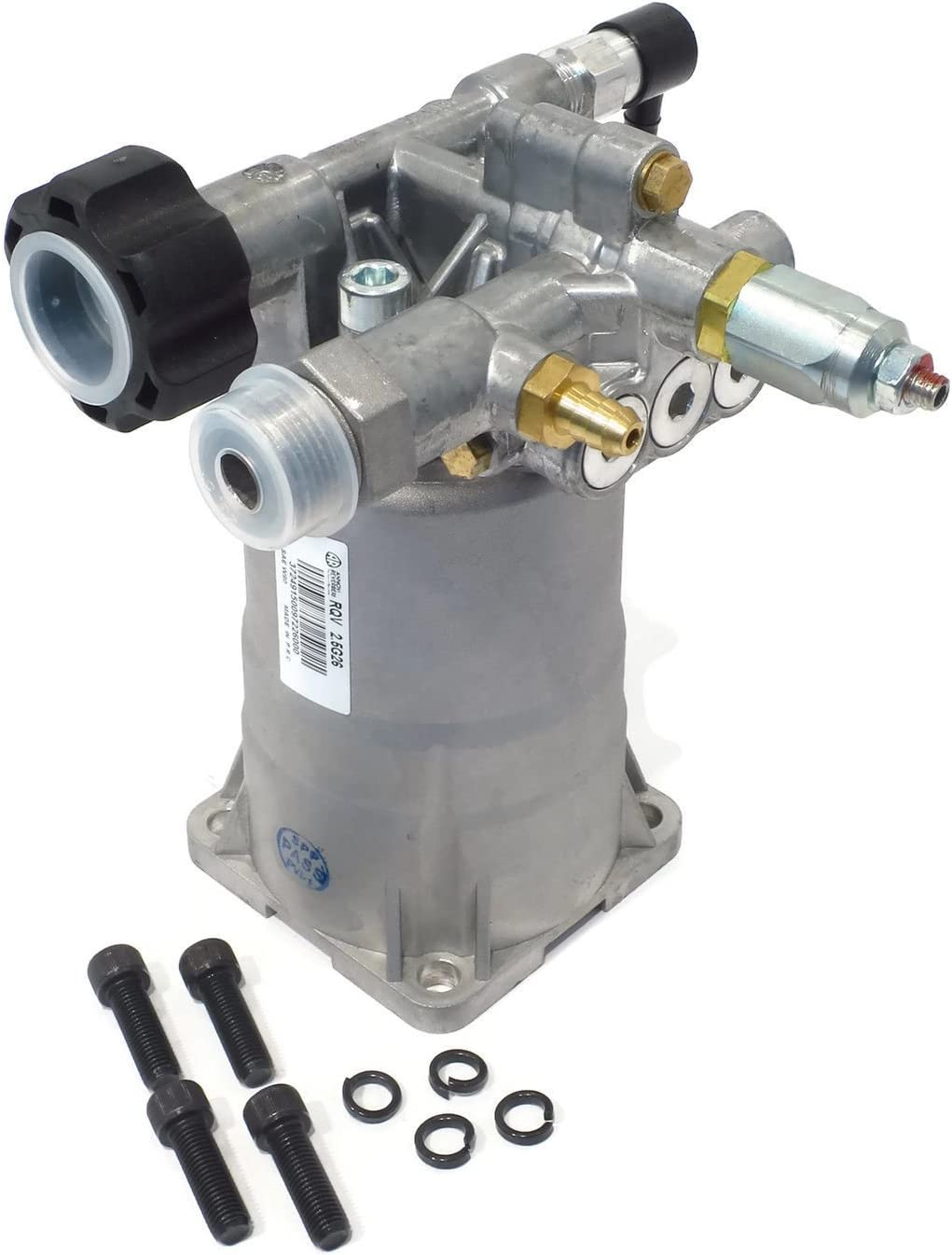 B07171SM81 Annovi Reverberi 2600 psi Power Pressure Washer Water Pump Porter Cable ZR2800 D2400H D2400H-1 by The ROP Shop 71YArPbT2pL.SL1500_