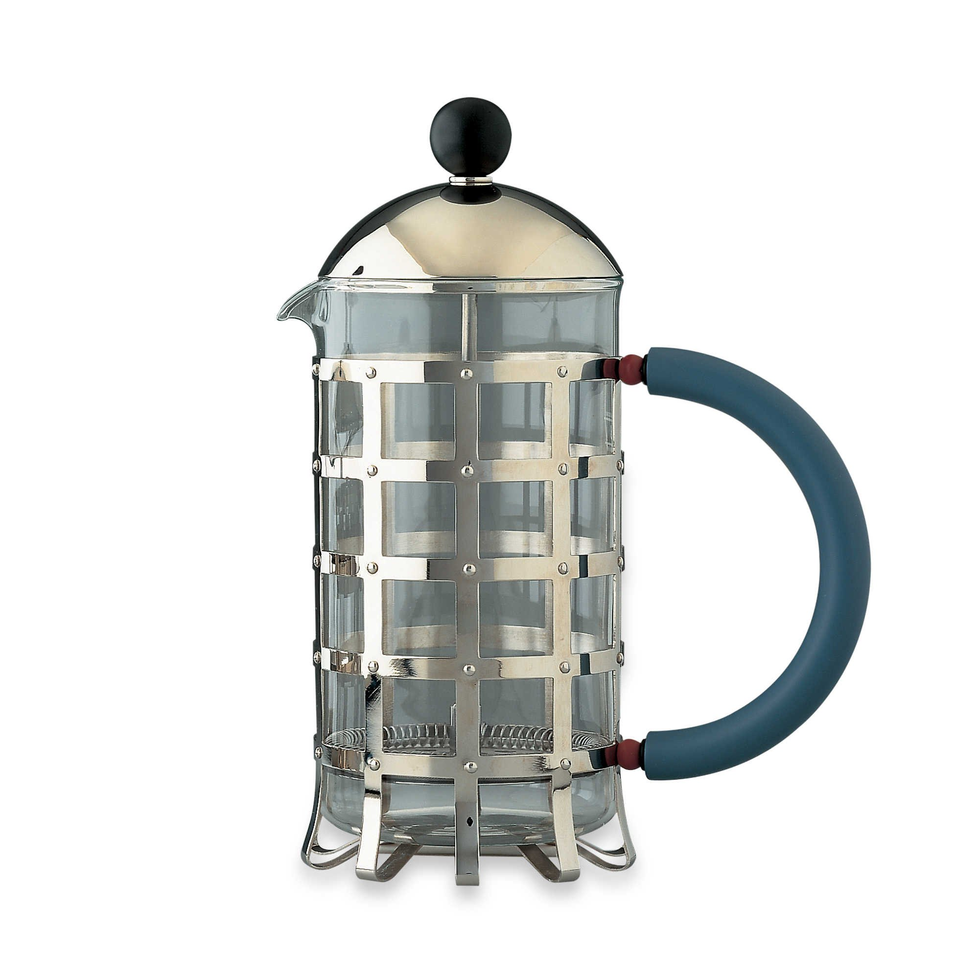 Alessi Press Filter Coffee Maker or Tea Infuser