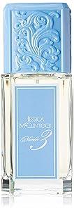 Jessica McClintock Number 3 by Jessica McClintock for Women 3.4 oz Eau Parfum Spray
