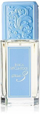 Jessica McClintock No. 3 Eau de Parfum Spray for Women, 3.4 Ounce