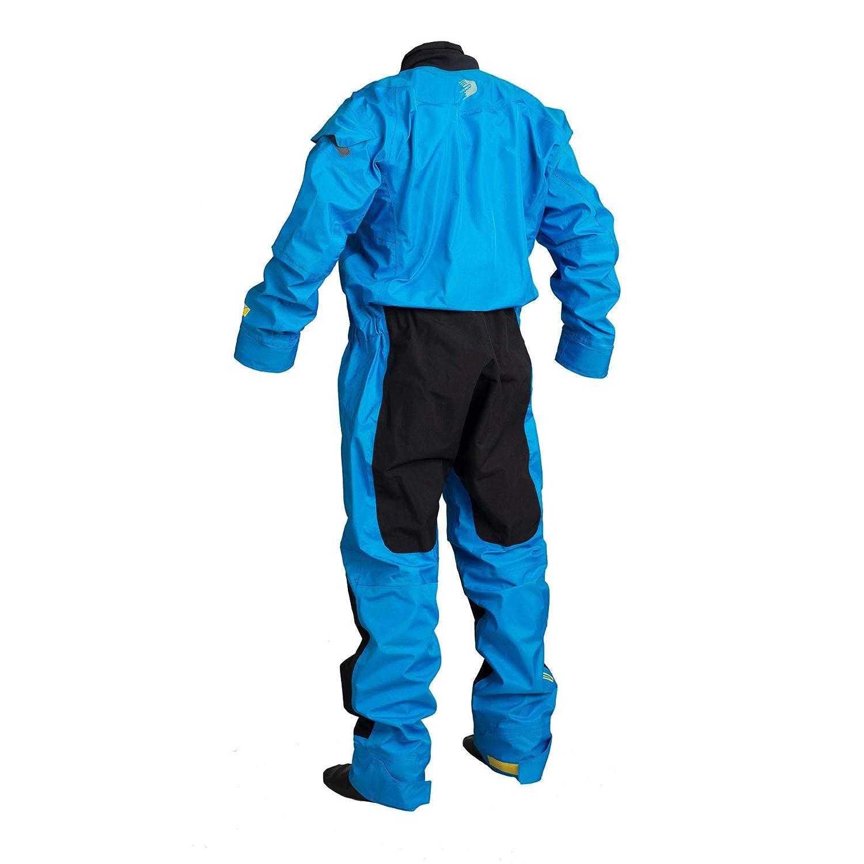 GUL Junior Dartmouth Eclip Zip Drysuit Traje Dry en Azul - GCX3 ...