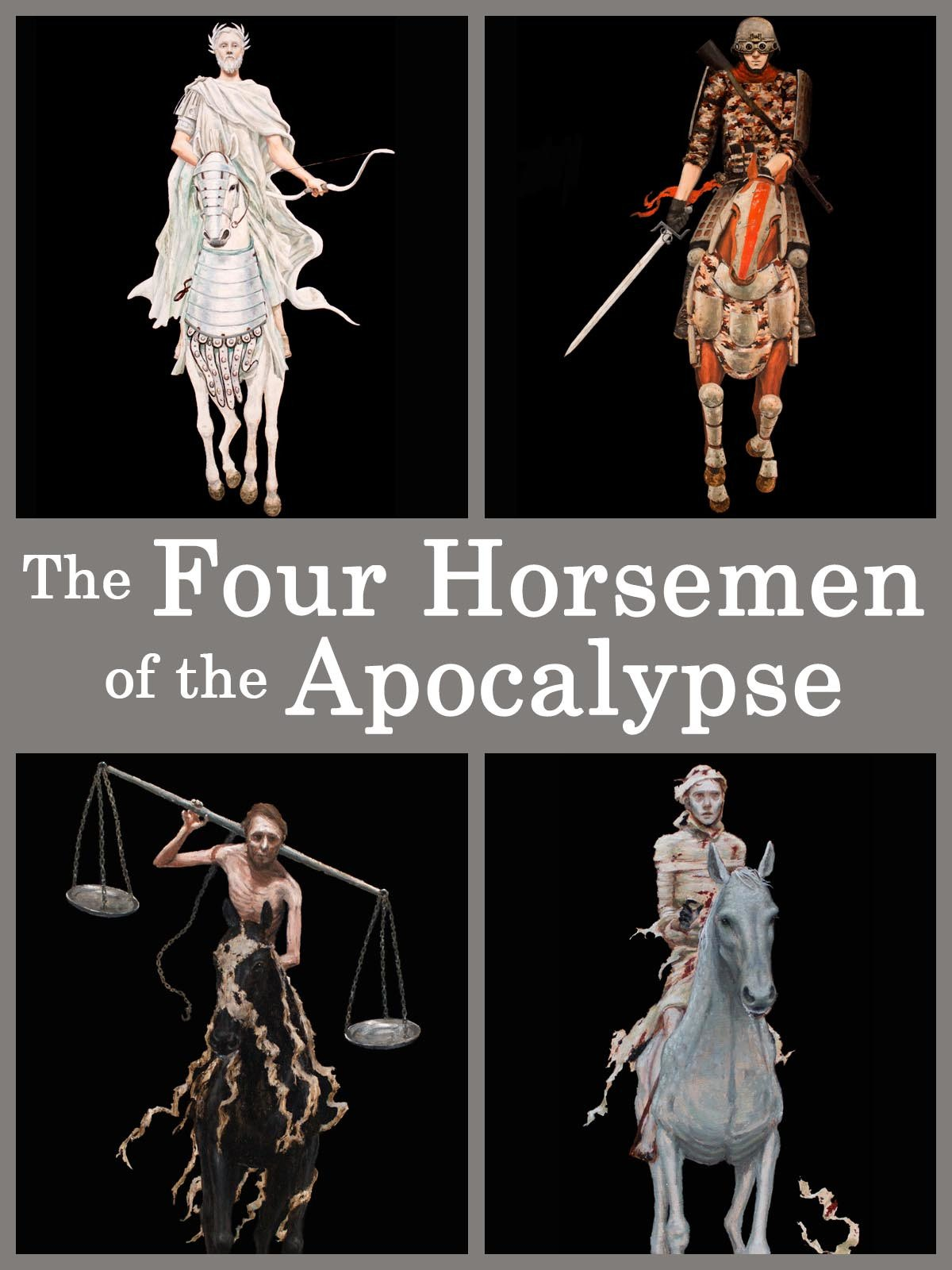 Amazon com: Watch The Four Horsemen of the Apocalypse